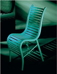 dick deck prototype chairs by philippe starck