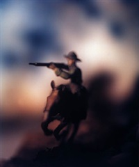 wild west 04 by david levinthal