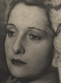 solarization, paris, 1926 by man ray