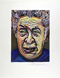 self portrait by david alfaro siqueiros