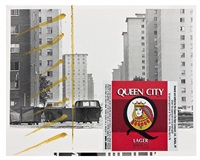 queen city by cyprien gaillard