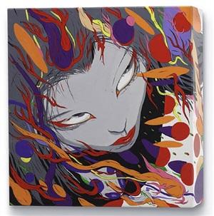 dl-iii by yoshitaka amano
