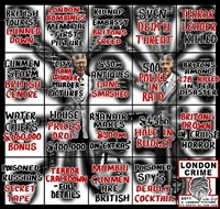 london crime by gilbert & george