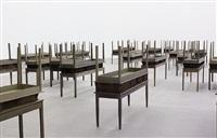 plegaria muda (installation view, fundação calouste gulbenkian, lisbon) by doris salcedo