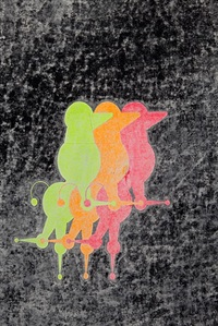 mondo cane kama sutra (distressed) #10 by general idea