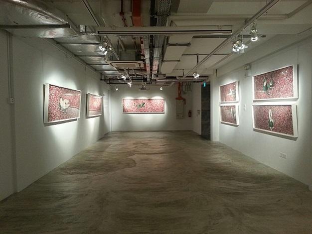installation view - tian taiquan 2 by tian taiquan