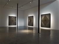 installation view, victoria miro gallery, london by idris khan