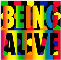 being alive by deborah kass