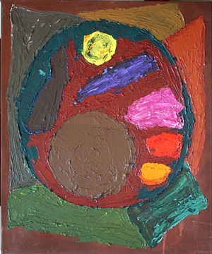 just once by john hoyland
