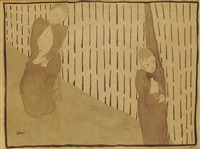 l'intruse by edouard vuillard