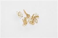 brass knuckles (i) by robert lazzarini