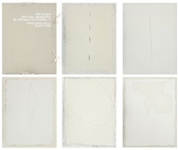 album of engravings by lucio fontana