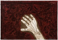 mano blanco by rufino tamayo