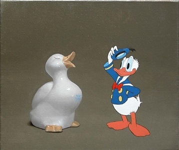 the duck meets the donald by martha mayer erlebacher
