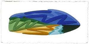 seascape by tom wesselmann