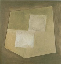 oct 63 (peg top) by ben nicholson