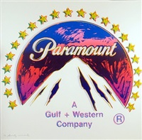 paramount by andy warhol