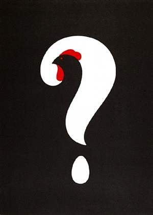 which came first by noma bar