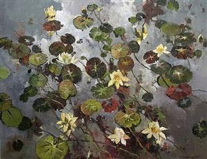 stillness in autumn by john alexander