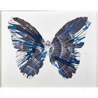 butterfly soul by damien hirst