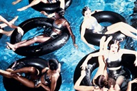 bathing beauties ii, paris by ellen von unwerth
