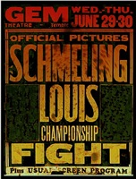 untitled (schmelling/louis) by gary simmons