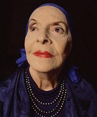 alicia alonso by andres serrano