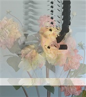 untitled (dahlia) by melanie willhide