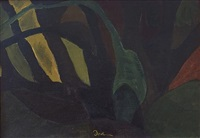 swamp by arthur dove