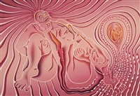 birth tear by judy chicago