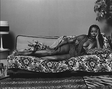 gordan parks • segregation seriesmickalene thomas by mickalene thomas