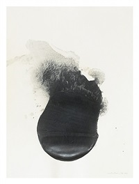 object on paper 1 by takesada matsutani