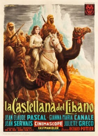 the lebanese mission (cinco del duca, 1956) by anselmo ballester