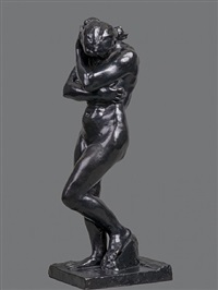 small eve by auguste rodin
