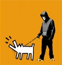 choose your weapon by banksy