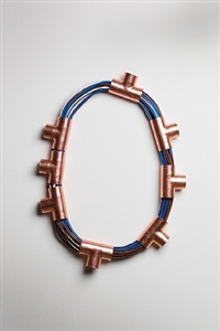 copper and cables by magdalena drwiega