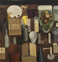 still life with last judgement by brian sayers
