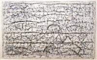 white fugue by richard pousette-dart