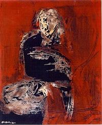 self portrait by dinh quan