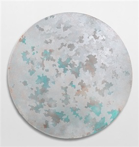 untitled (turquoise-76381b) by purdey fitzherbert