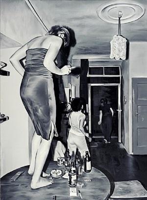 girl dancing by marcin maciejowski