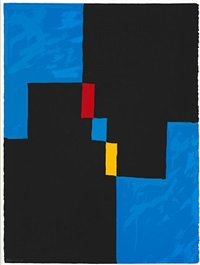 saturday night by mary heilmann