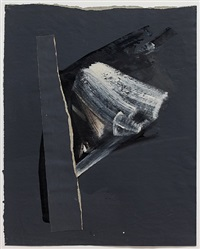 untitled 1986 by jay defeo