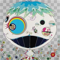 jellyfish by takashi murakami