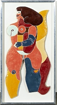 busenengel by richard lindner