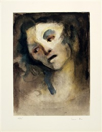 portrait by leonor fini