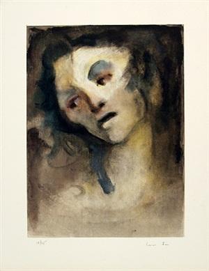 portrait by leonor fini