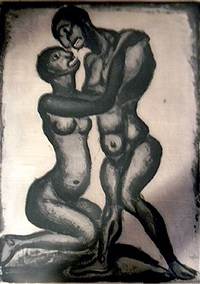 les noces by georges rouault