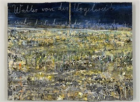 under der linden by anselm kiefer