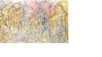 the forelorn patrol by larry poons